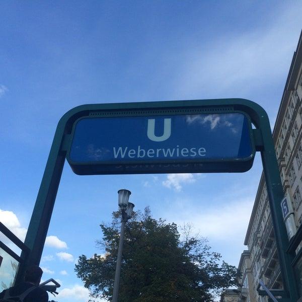 Photo taken at U Weberwiese by Powen S. on 8/27/2014