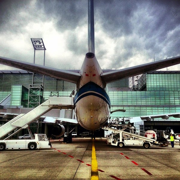 Das Foto wurde bei Frankfurt Airport (FRA) von Herr Bembel am 6/17/2013 aufgenommen