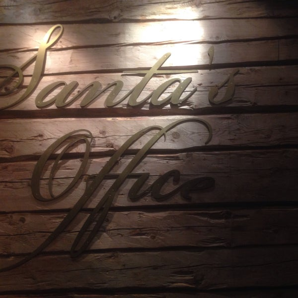 Photo taken at Santa Claus Office by Аня on 1/7/2015