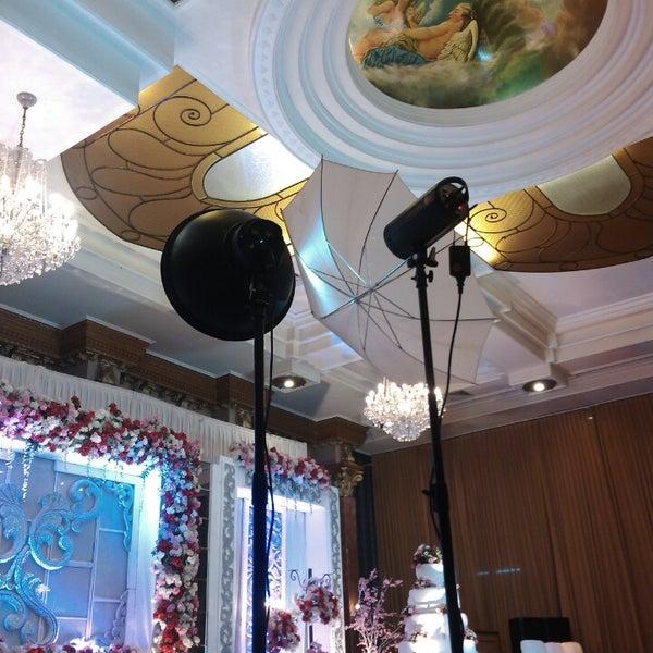 Photo taken at Hotel Gajahmada Graha by fang f. on 10/4/2014