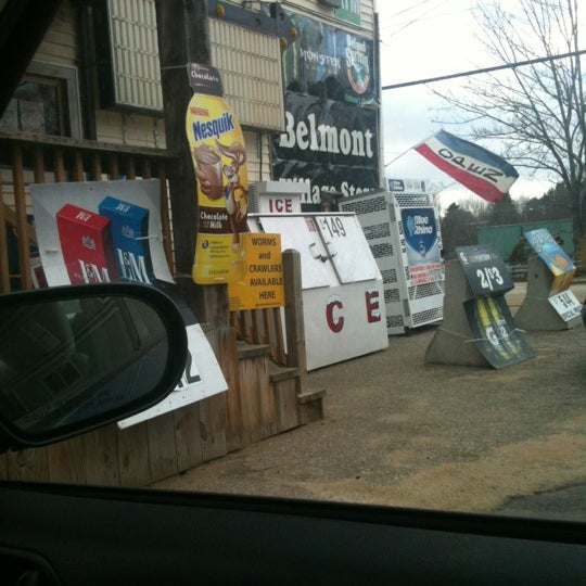 Photo Taken At Belmont Village Store By Stacie H. On 11/5/2012
