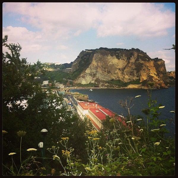 Photo taken at Isola di Nisida - Nisida Island by Emanuele d. on 7/11/2013