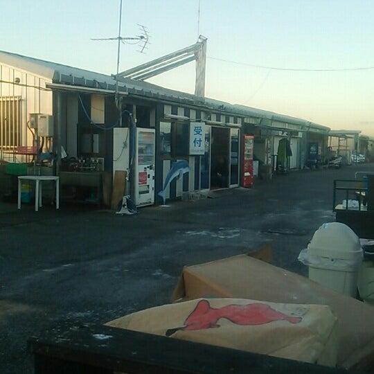 1/10/2014にTeppeiが金沢八景 忠彦丸 釣船・釣宿で撮った写真