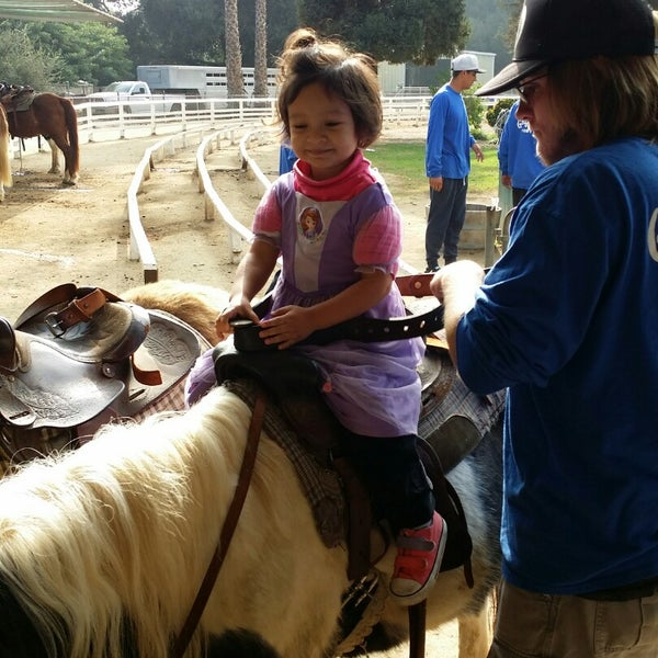 Photo taken at Griffith Park Pony Rides by Greg W. on 11/15/2014
