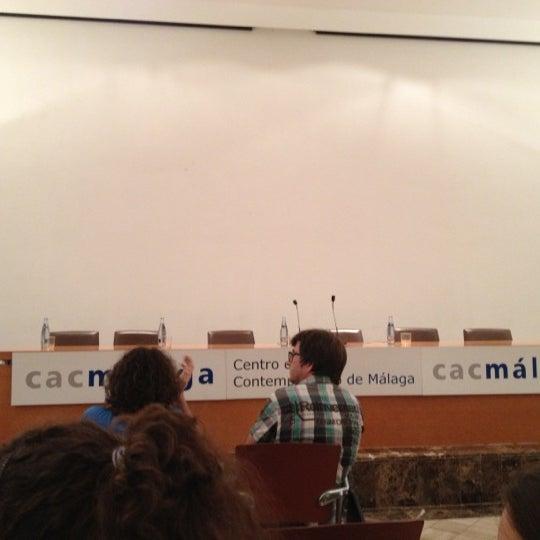 Foto tomada en CAC Málaga - Centro de Arte Contemporáneo por Juan K. el 10/3/2012