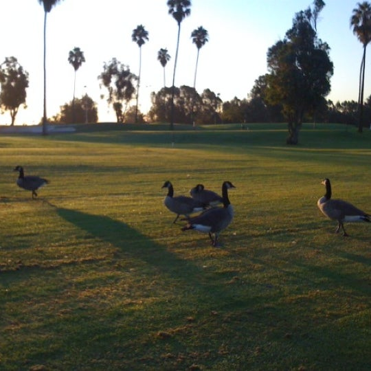 Photo taken at Westchester Golf Course by Mac on 9/15/2012