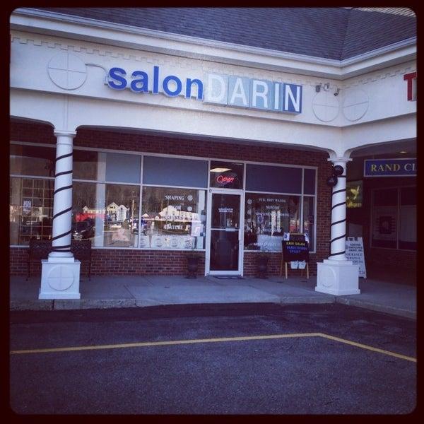 Photo taken at Salon DARIN by Darren R. on 11/29/2013