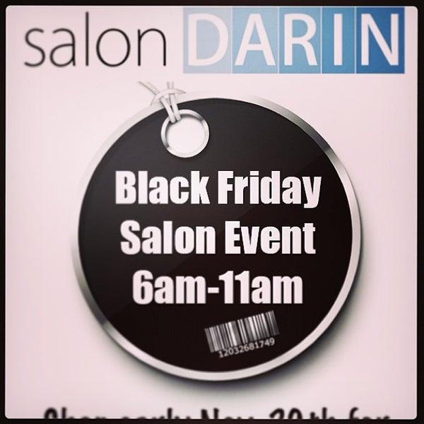 Photo taken at Salon DARIN by Darren R. on 11/16/2013