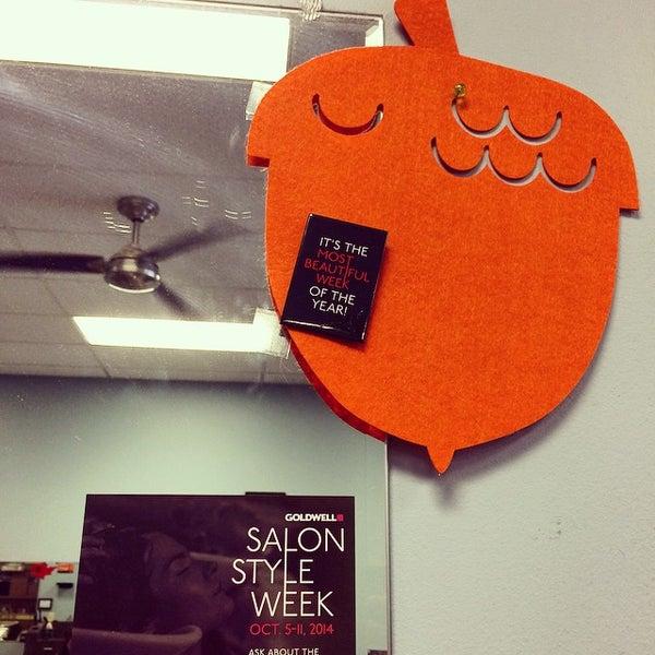 Photo taken at Salon DARIN by Darren R. on 10/8/2014