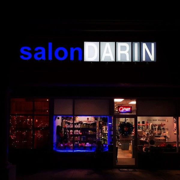 Photo taken at Salon DARIN by Darren R. on 12/1/2014