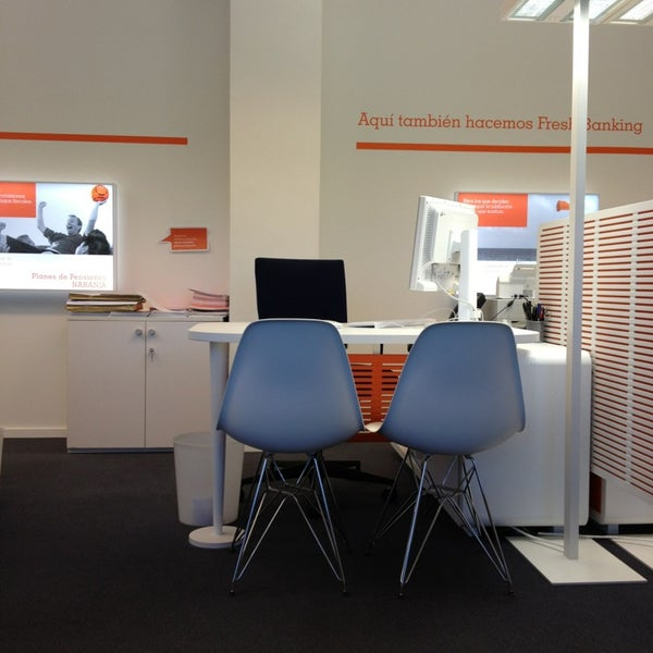 Fotos en ing direct espa a oficinas centrales severo for Oficinas ing direct barcelona
