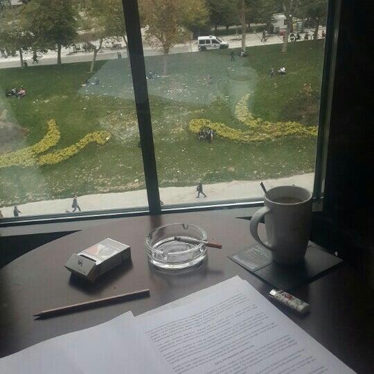 10/17/2015 tarihinde Seval Y.ziyaretçi tarafından Germir Palas Hotel,İstanbul'de çekilen fotoğraf