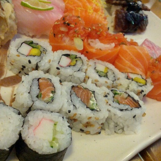 Foto tirada no(a) Sushi Koba por Marcel S. em 1/11/2013