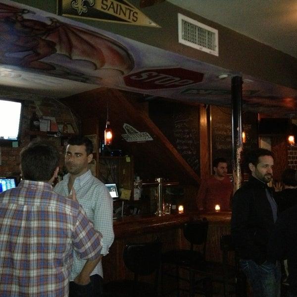 Photo taken at East Village Tavern by Sean B. on 4/21/2013