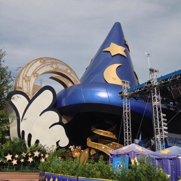 Photo taken at Disney's Hollywood Studios by Jordan G. on 7/28/2013