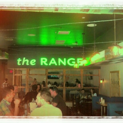 Photo taken at The Range Kitchen & Cocktails by Jessica N. on 1/20/2013