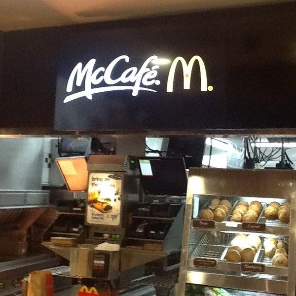 Mcdonald s fast food restaurant in southwest edmonton