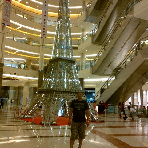 Photo taken at Pacific Place by Ngoerah M. on 4/29/2013