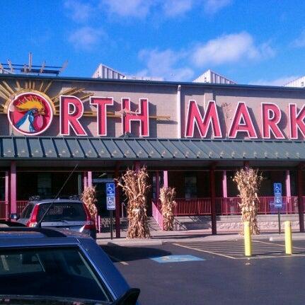 Photo taken at North Market by erin c. on 11/23/2012