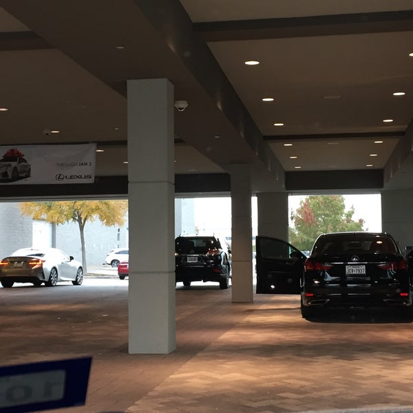 Photo Taken At Park Place Lexus Grapevine By Andrew S. On 12/5/