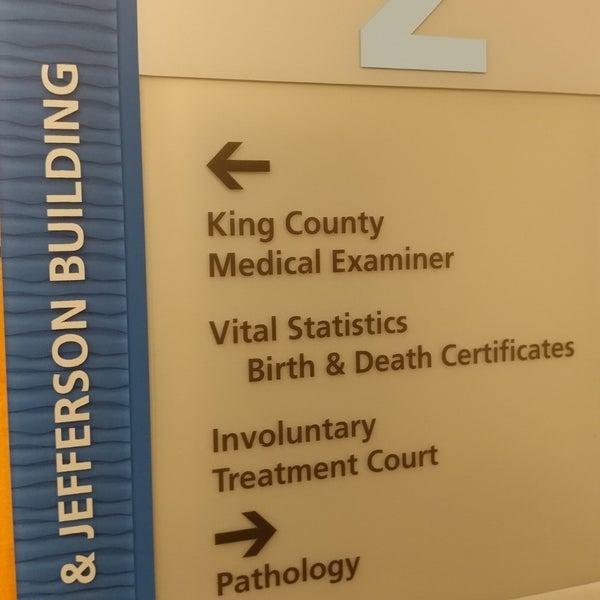 King County Vital Statistics - Yesler Terrace - Seattle, WA
