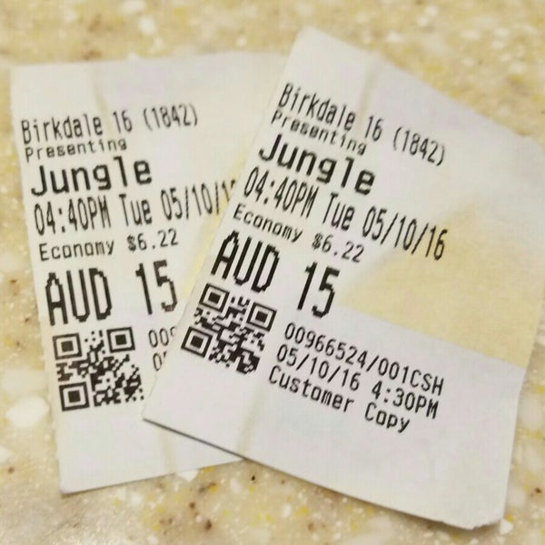 Photo taken at Regal Cinemas Birkdale 16 & RPX by Angie H. on 5/10/2016