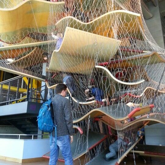 Photo taken at Boston Children's Museum by Karolina S. on 1/20/2013