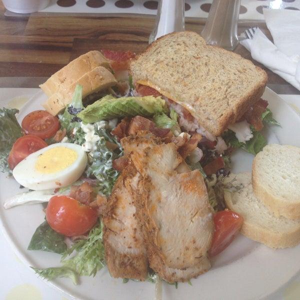 Photo taken at Liza's Kitchen by Kathy M. on 4/28/2013