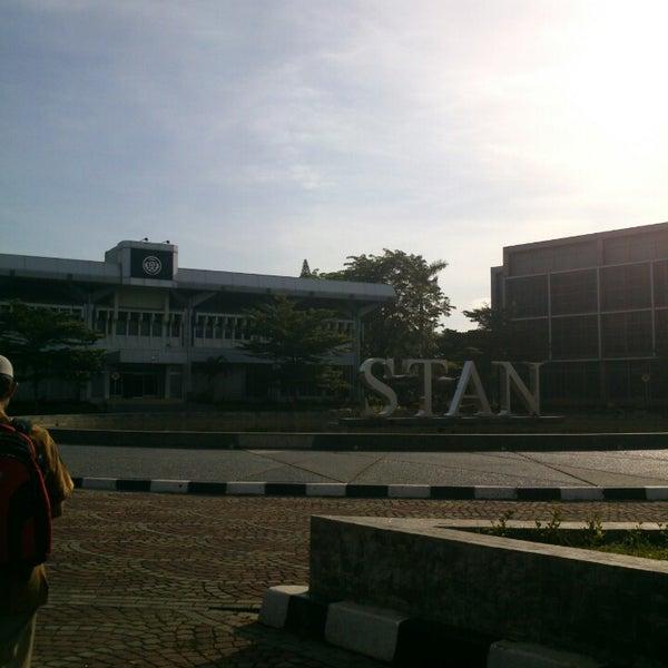 Photo taken at Sekolah Tinggi Akuntansi Negara (STAN) by Sinta S. on 6/19/2013