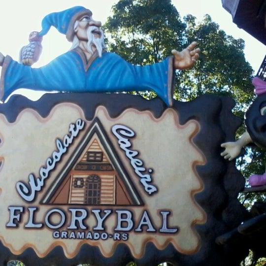 Photo taken at Florybal Chocolates by Thiago B. on 12/9/2012