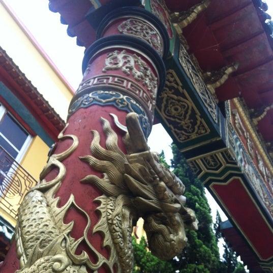 Снимок сделан в Golden Plaza Chinese Restaurant пользователем Keziah K. 1/30/2013