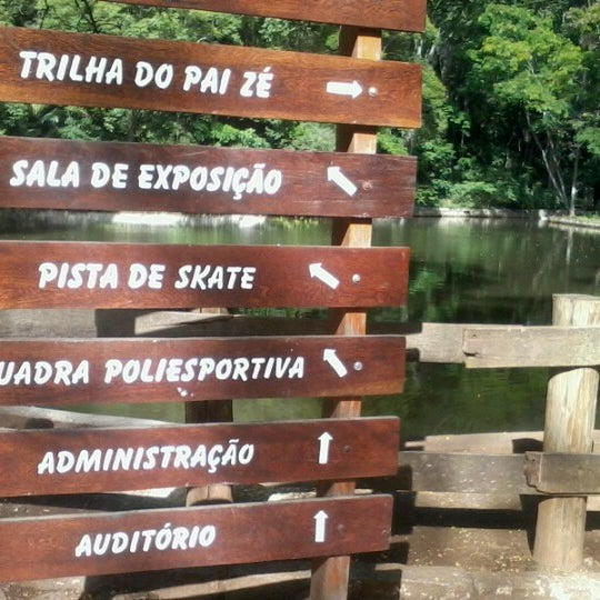 Photo taken at Parque Estadual do Jaraguá by Janaina P. on 11/11/2012