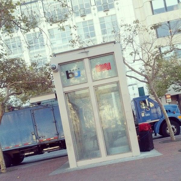 Photo taken at Civic Center/UN Plaza BART Station by Takashi U. on 10/5/2013