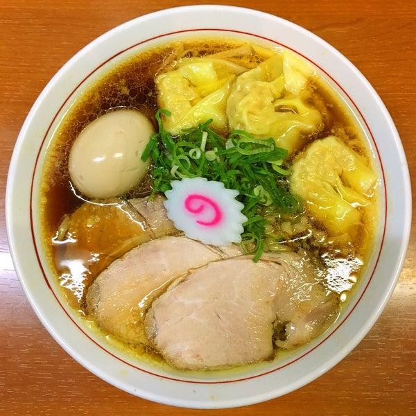 7/11/2017にTakashi U.が中華そば 維新商店で撮った写真