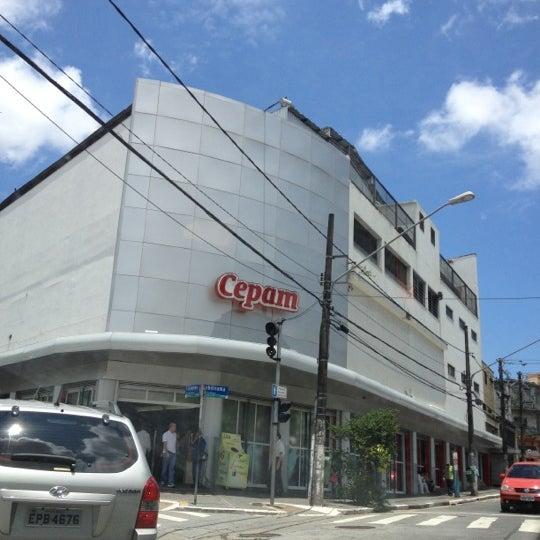 Снимок сделан в Cepam пользователем Vanessa A. 11/17/2012