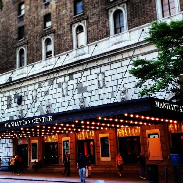 Photo taken at Hammerstein Ballroom by Nick S. on 9/18/2013