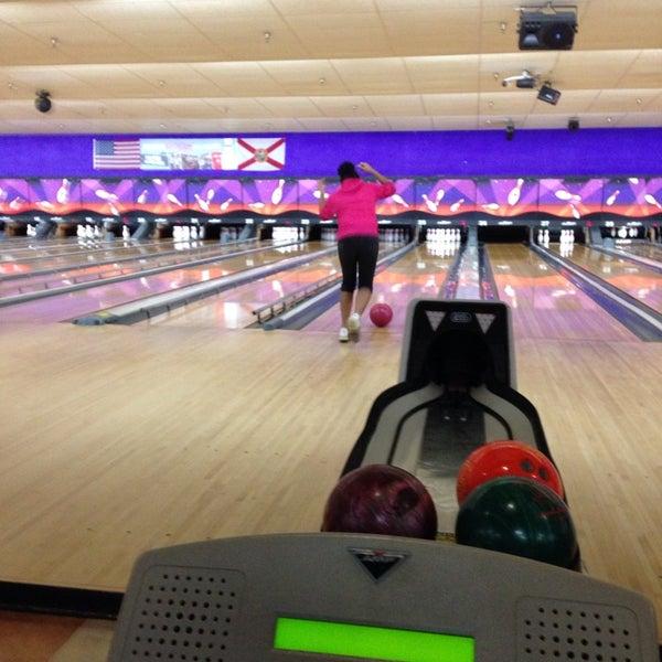 Amf bowling alley ocala fl