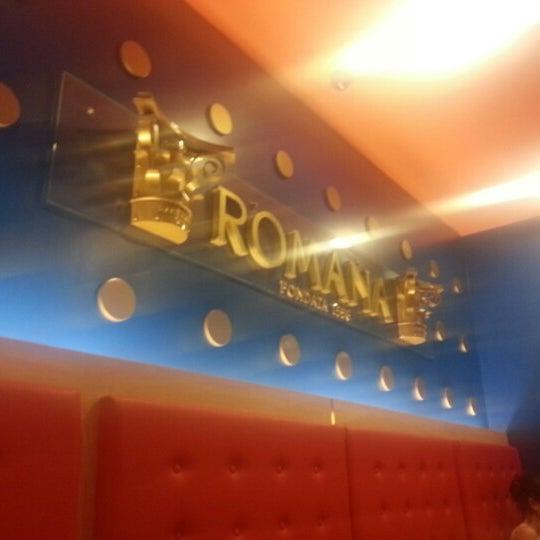Photo taken at Confeitaria Romana by Luciano F. on 11/2/2012