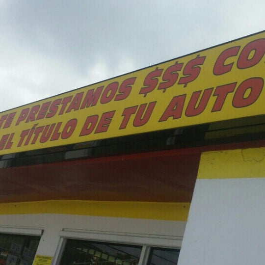Photo Taken At Borinquen Title Loans By Nelson Anibal G On