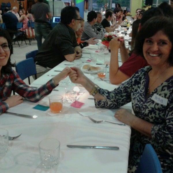 Foto tomada en Colegio San Juan Evangelista por Mirtha Garcia G. el 11/9/2013