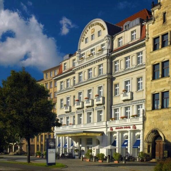 Das Foto wurde bei Hotel Fürstenhof von Nilufer O. am 4/28/2014 aufgenommen