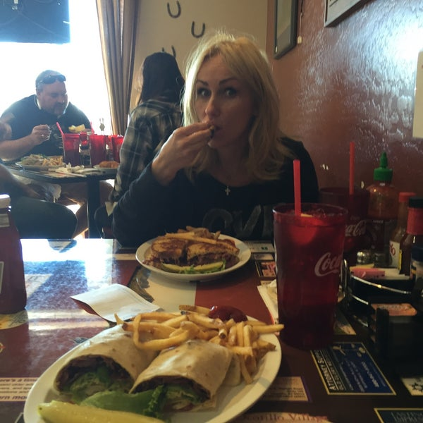 Photo taken at Ranch House Grille by Carri on 1/11/2016