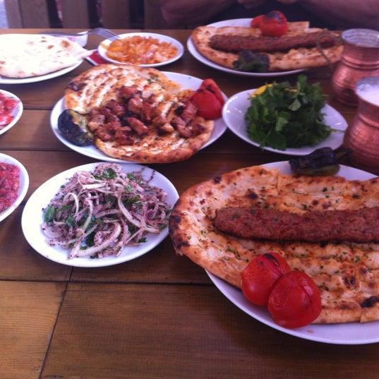 11/4/2012 tarihinde Murat G.ziyaretçi tarafından Adanalı Yusuf Usta'de çekilen fotoğraf