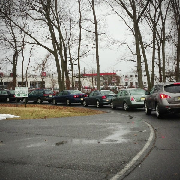 Photo taken at NJ Motor Vehicle Commission by Adoree N. on 2/19/