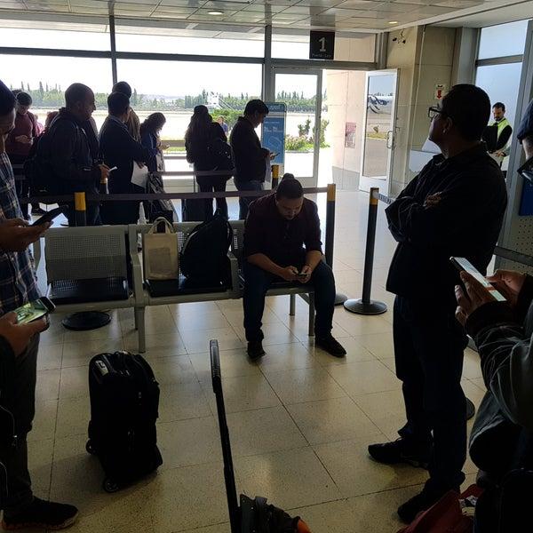 Foto tomada en Aeropuerto Internacional del Neuquén - Presidente Juan D. Perón (NQN) por Sebas O. el 3/20/2018