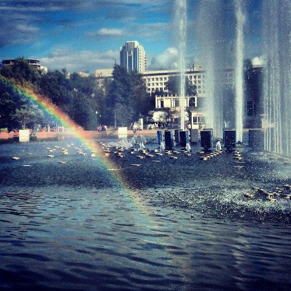 Foto scattata a Gorky Park da Ksusha B. il 7/24/2013
