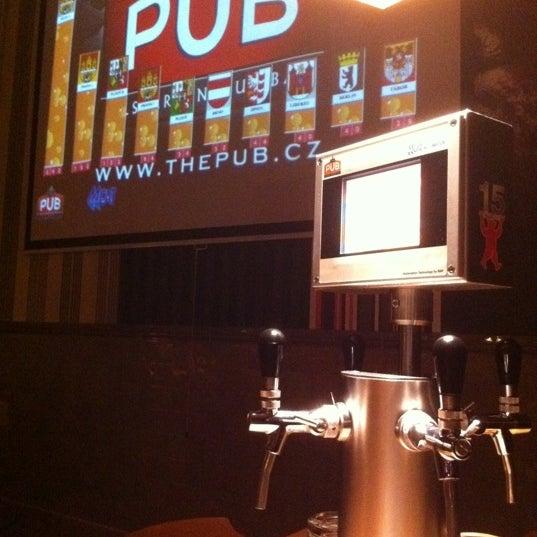 Das Foto wurde bei The Pub Berlin von Caio B. am 2/13/2013 aufgenommen