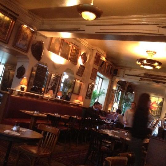 Photo taken at Café de l'Industrie by Quentin M. on 12/4/2012
