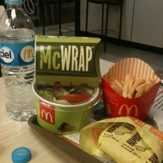 Photo taken at McDonald's by Luis T. on 10/25/2012