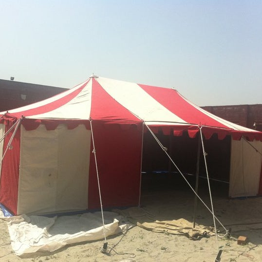 Fle Ions Pole Tent